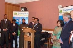 Conservative Muslim Forum Eid ul Adha Function - Nov 2011