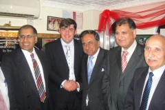 Event with Ben Jeffreys, PPC for Cheadle