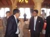Meeting with Arnand Sharma